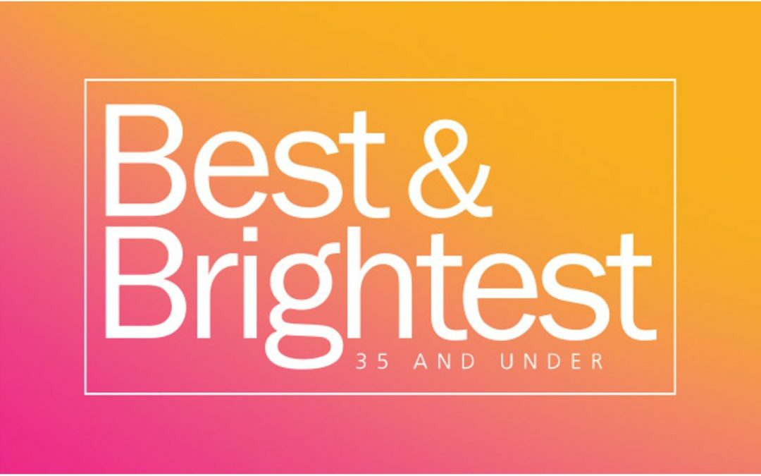 Amec, LLC's Kevin Lindsey Named One of Greenville's Best and Brightest Under 35